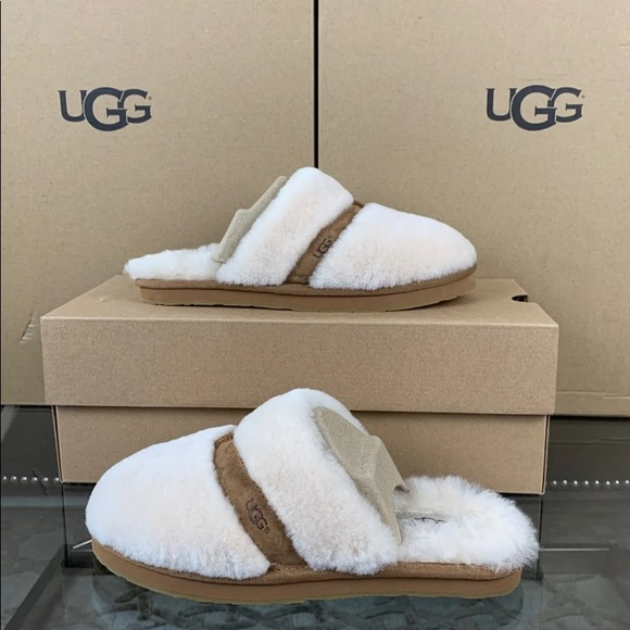e110e348c87 New UGG Dalla Slippers Size 7 NWT
